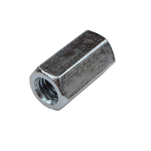 Гайка М6 DIN 6334 соединительная