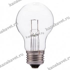 Лампа накаливания МО 12-60 Е27 Лисма