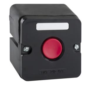 Пост кнопочный ПКЕ 212-1 красная кнопка