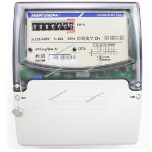Счетчик ЦЭ6803В 5-60А М7 Р32 Энергомера