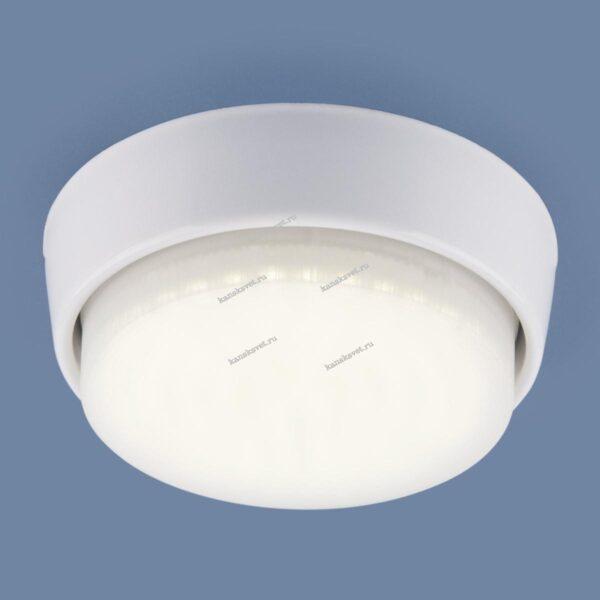 Светильник 1037 GX53 WH белый Elektrostandard