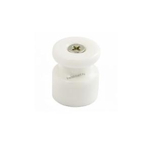 Изолятор керамический, цвет - белый GE70021-01 МЕЗОНИНЪ