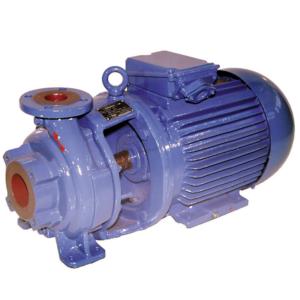 Насос КМ 65-50-125-С с электродвигателем 4,0кВт х 3000 об/мин.