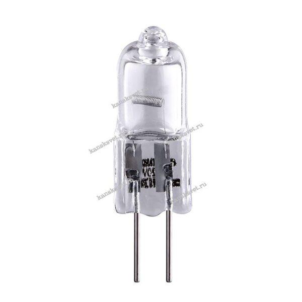 Лампа галогенная G4 12V 20W Elektrostandard