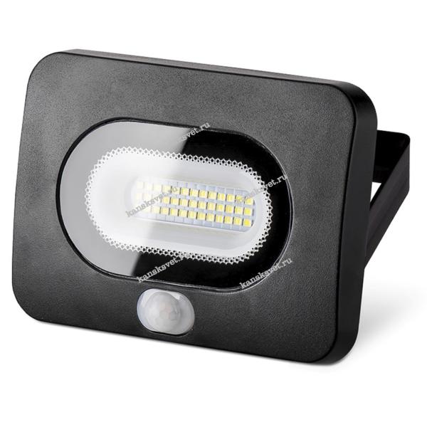 Прожектор светодиодный WFL-20W/05s 20Вт 5500K IP65 Wolta