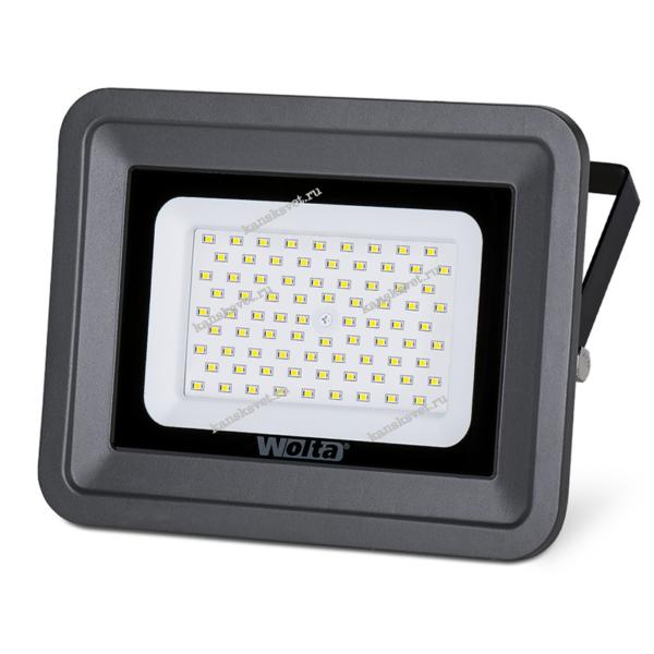Прожектор светодиодный WFL-70W/06 70Вт 5500К IP65 Wolta