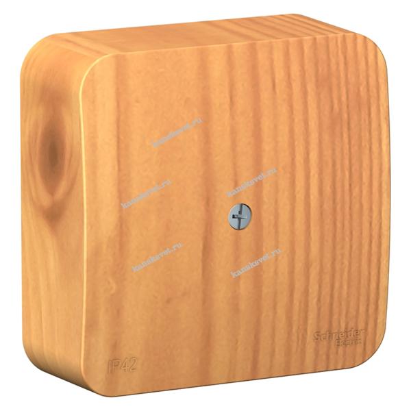 BLNRK000015 Коробка распределительная IP42 Blanca ясень Schneider Electric