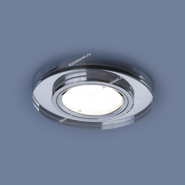 Светильник встраиваемый 2227 MR16 SL зеркальный/серебро Elektrostandard